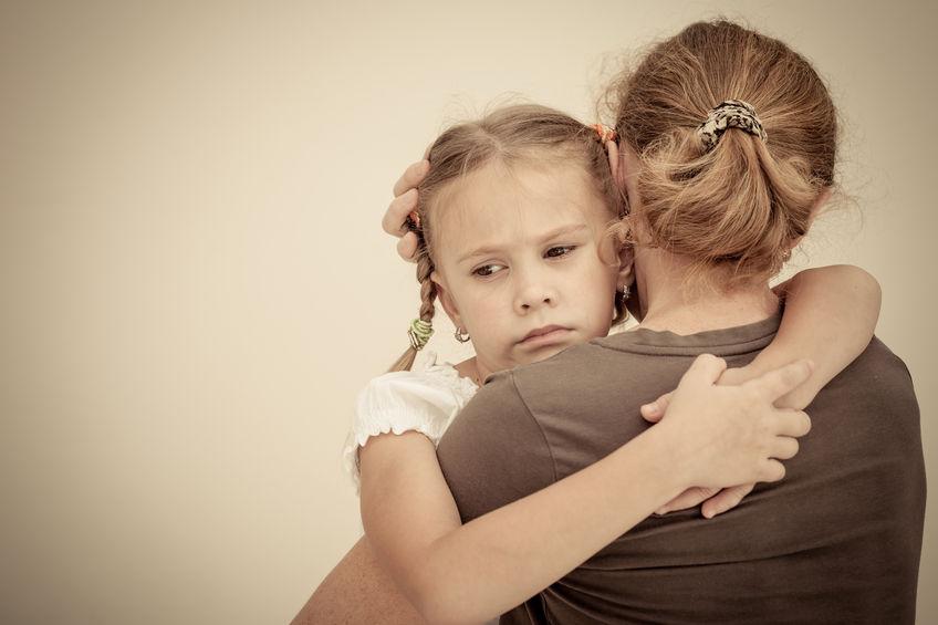 Barn som har vært vitne til vold