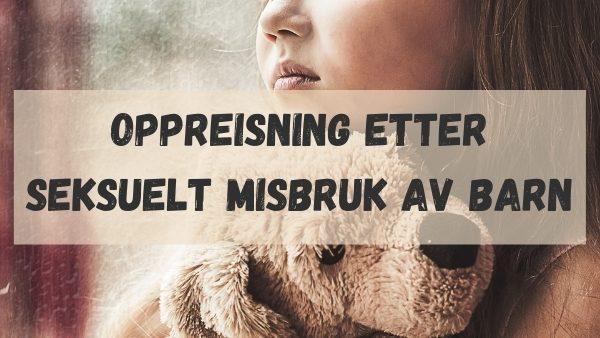 LH-2013-34427: Oppreisning etter seksuelt misbruk av barn