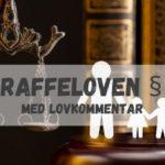 Straffeloven § 9 med lovkommentar