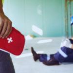 Yrkesskade som følge av en arbeidsulykke
