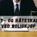 Advokathjelp til reklamasjon etter fukt- og råteskader ved boligkjøp