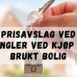 Prisavslag ved mangler ved kjøp av brukt bolig